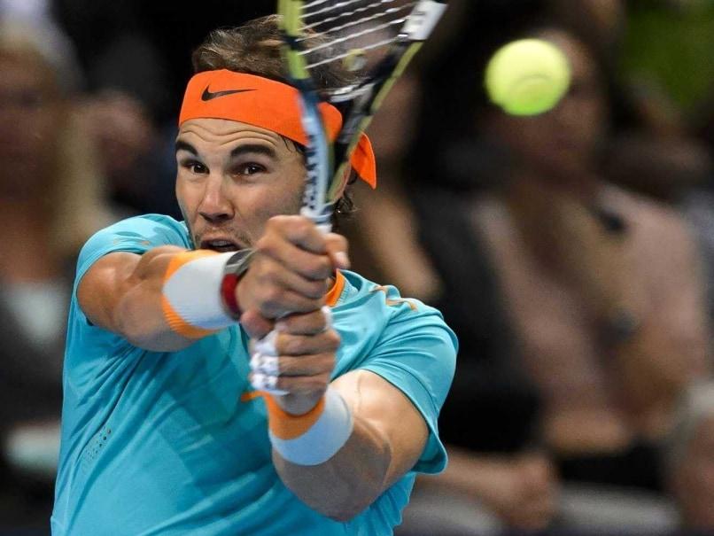 Rafael Nadal Basel S