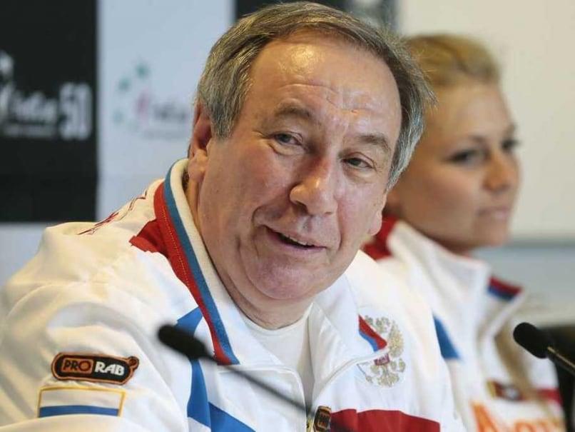 Russian Tennis Federation Head