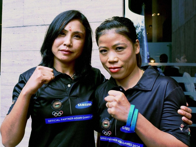 Mary Kom, Sarita Devi Get Tough Draw in Rio Olympics Boxing Qualifiers