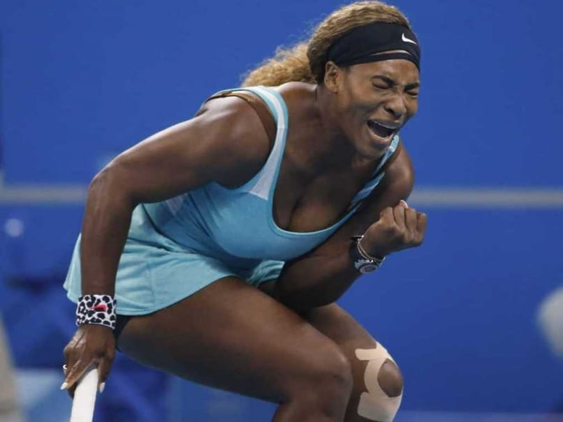 Serena Williams Slams Sexist, Racist Slur From Russian Tennis.