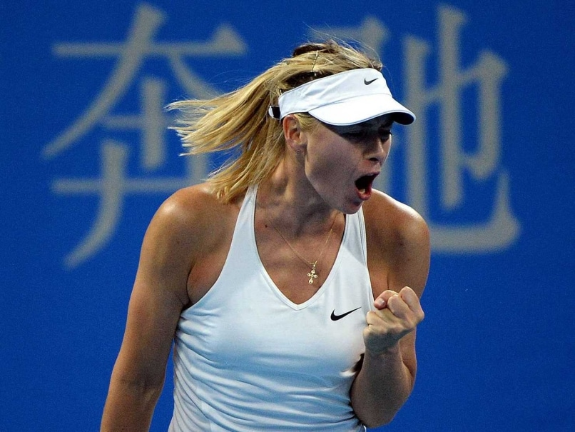 sharapova china open