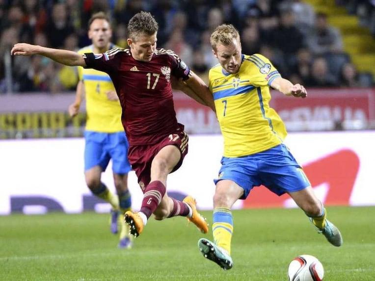 Sweden Russia Euro