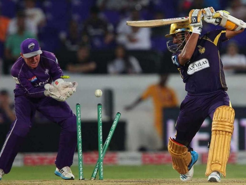 Live Score: Kolkata Knight Riders vs Hobart Hurricanes, 1st Semi-final