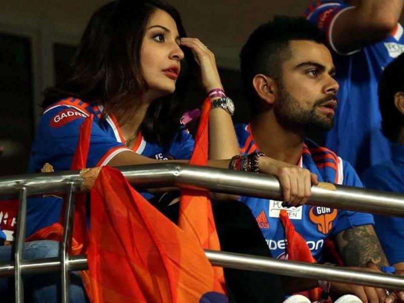 Virat Kohli says he would like to keep his relationship with Anushka    Anushka Sharma Kiss Virat Kohli