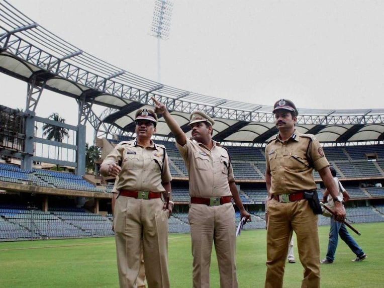 Wankhede security 6