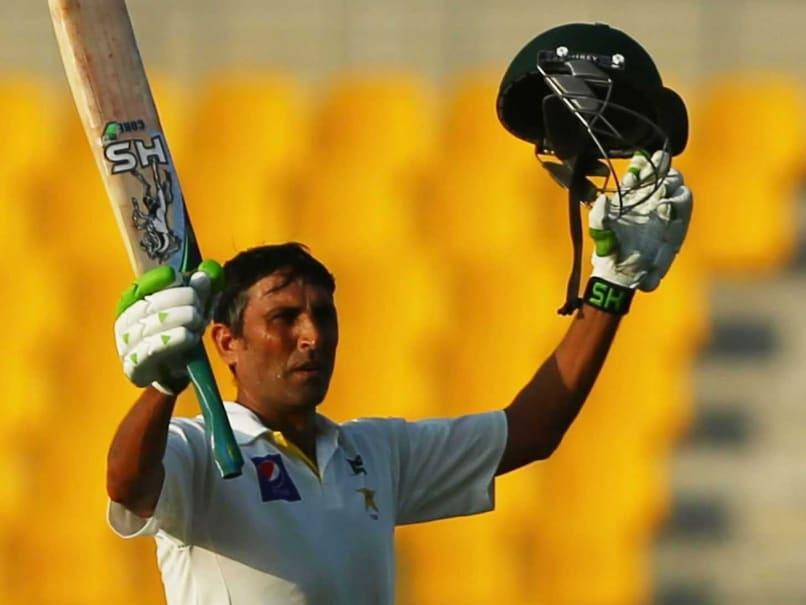 Younis Khan Slams Third Successive Test Ton, Smashes Recor
