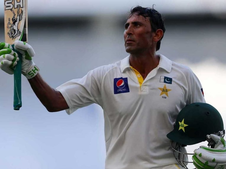 Younis Khan record