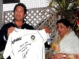 Sachin to Felicitate Lata Mangeshkar on 85th Birthday