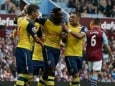 EPL: Welbeck on Target as Arsenal F.C. Thrash Villa 3-0