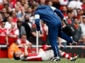 Arsenal F.C. Defender Mathieu Debuchy Out for 3 Months