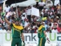 Du Plessis, De Villiers Guide South Africa to Tri-Series Title