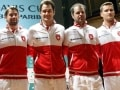 Davis Cup: Roger Federer Opens Fire for Swiss Against Italy