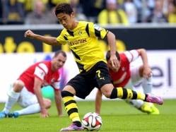 Shinji Kagawa Gives Dortmund Boost Ahead of Arsenal Clash