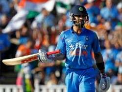 Virat Kohli Becomes Number One Batsman in ICC T20I Rankings