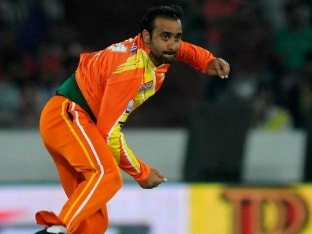 Lahore Lions' Adnan Rasool Reported for Suspect Action