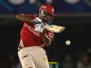 Champions League Twenty20: Kings XI Punjab Skipper George Bailey Praises Akshar Patel For 'Extraordinary' Effort