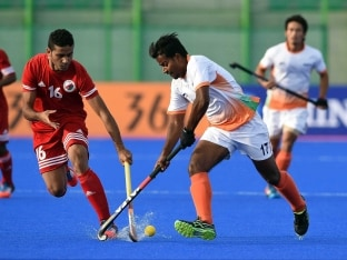 Asian Games Hockey: India Await Pakistan After Oman Scalp