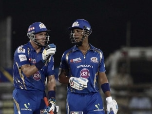 Northern Knights Bowl Against Mumbai Indians