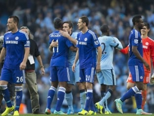 Emotional Frank Lampard Lost For Words After Scoring Against Chelsea F.C.