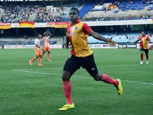I-League: Ranti Martins Blitz Gives East Bengal Memorable Win Over Dempo