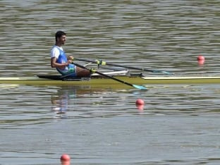 Rio Olympics: Dattu Bhokanal Secures Qualification in Men's Sculls Event