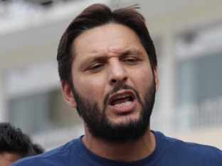 Players Need to Shed Their Fear of Defeat, Says Shahid Afridi