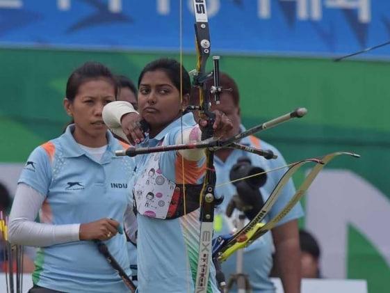 Indian Women Team in Archery World Cup final