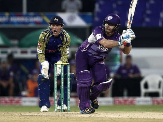 CLT20: Aiden Blizzard Powers Hobart Hurricanes to Six-Wicket Win