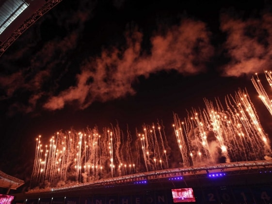 Asian Games Opening Ceremony Highlights