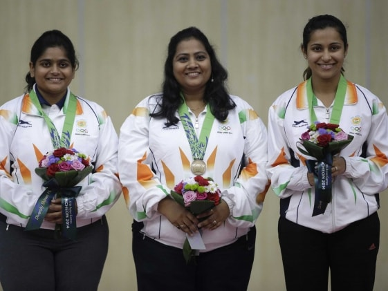 Asian Games, Day 3 Live: Saurav Ghosal Makes History, in Squash Final; Shooters, Pallikal win Bronze
