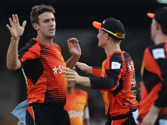 CLT20: Perth Scorchers Beat Lahore Lions, Chennai Super Kings in Semis