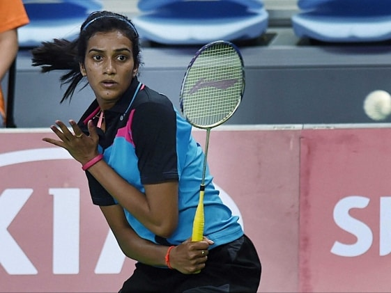 PV Sindhu Storms Into Macau Open Grand Prix Final