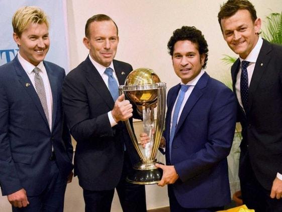 Sachin Tendulkar Named Cricket World Cup 2015 Ambassador
