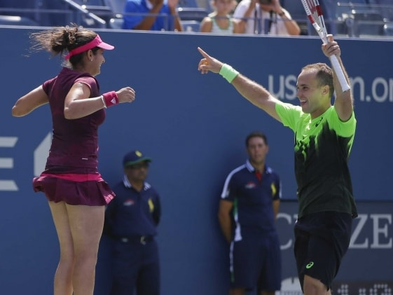 Aus Open: Sania Loses, Paes Wins; Dream All-India Final Shattered