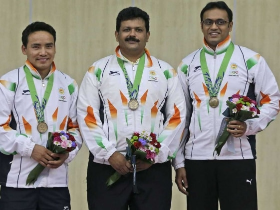 Asian Games, Day 2, Live Updates: Shooters Fire Team Bronze for India
