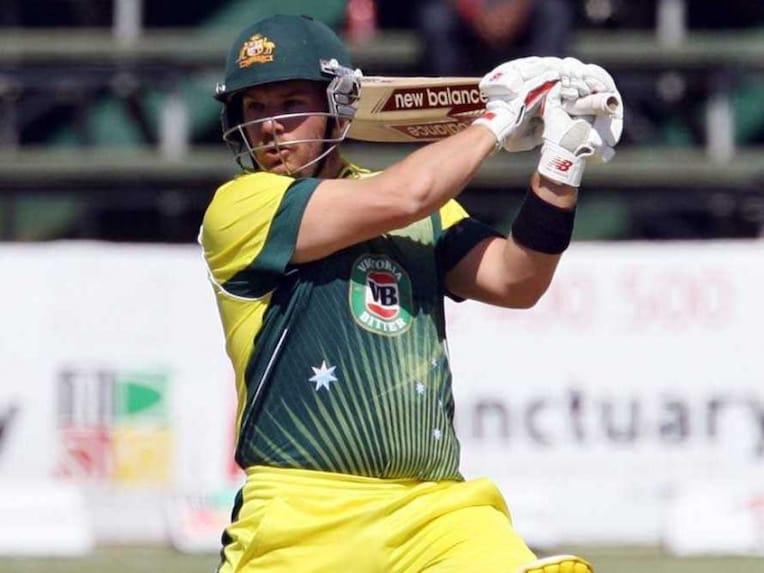Aaron Finch Australia ODI
