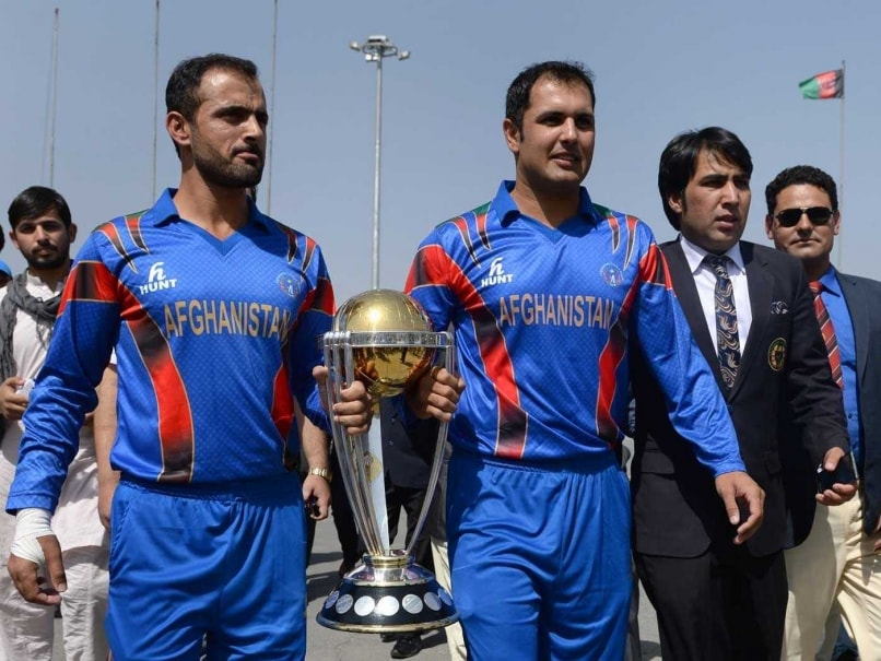 Afghanistan cricket cup generic