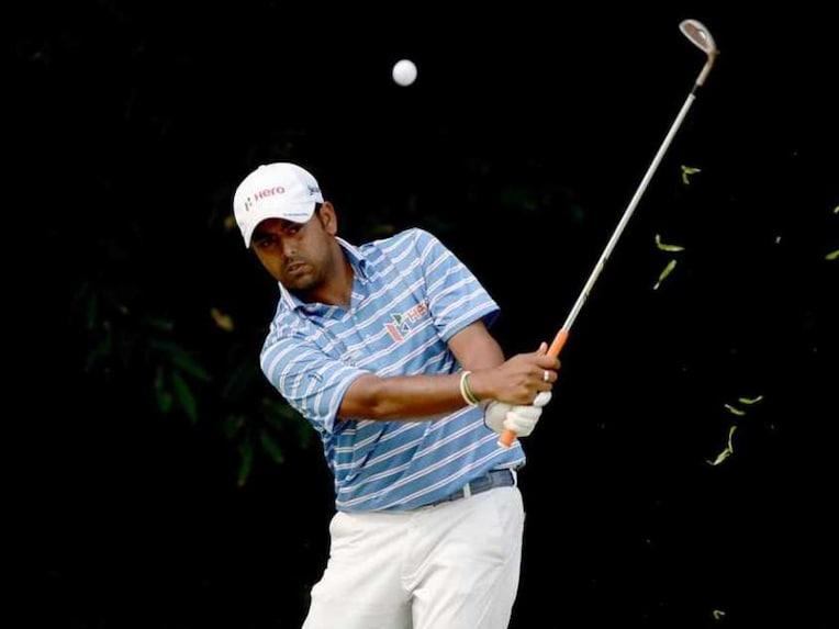 Anirban Lahiri golf 2014