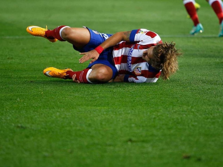 Atletico Madrid Cerci