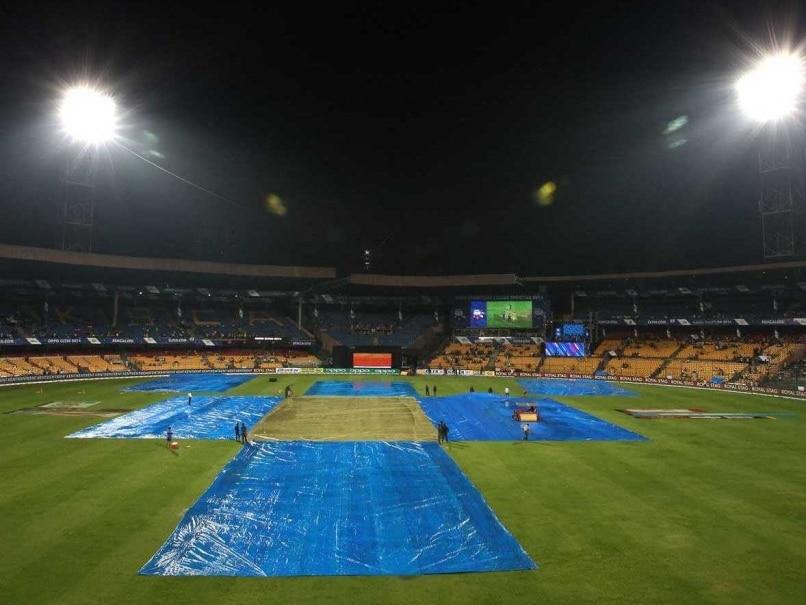 Bangalore rain Stadium