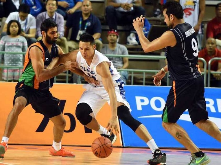 Basketball India Asian Games