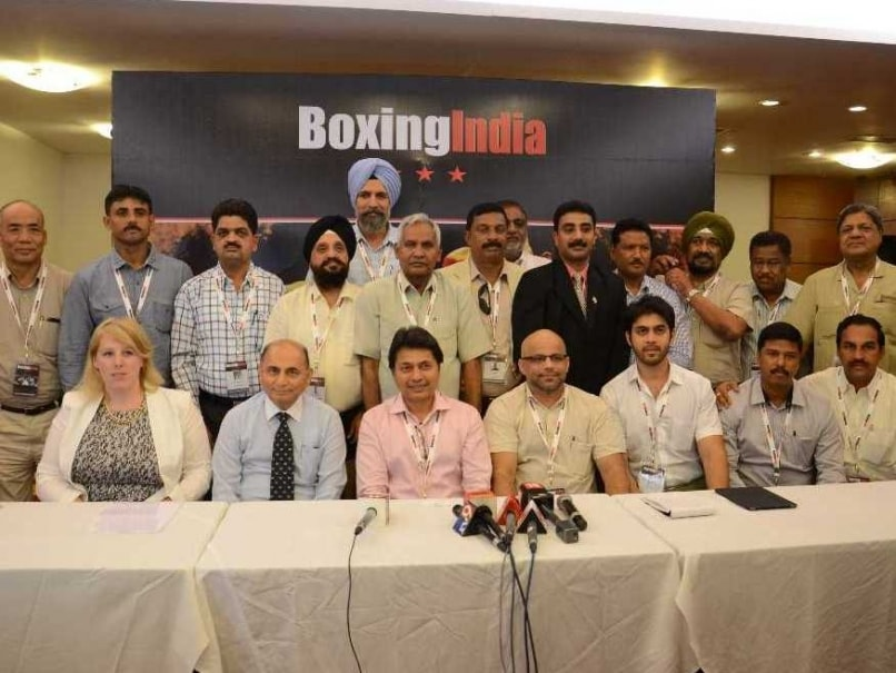 Boxing India