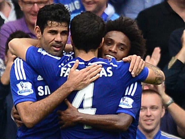 Chelsea win EPL