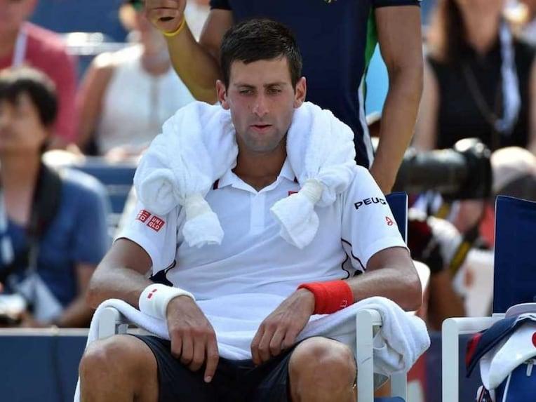Djokovic Shock