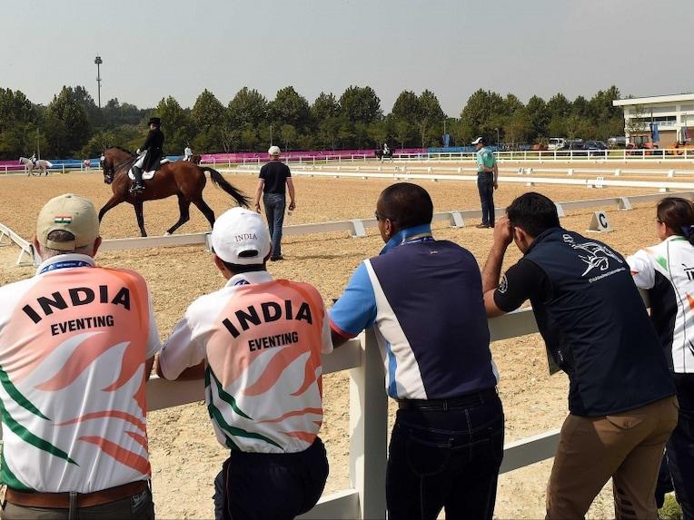 Equestrian support staff