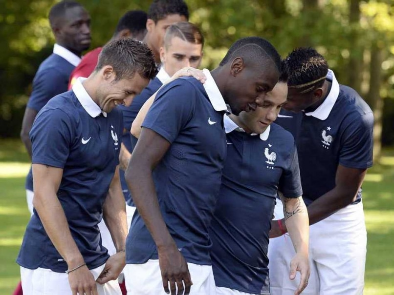 France Euro Qualifier Spain
