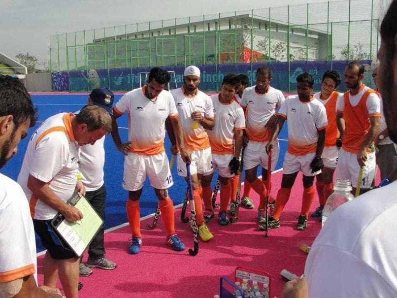 India Hockey Asian Games