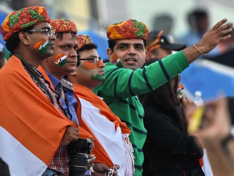 Indian hockey fans Asian Games