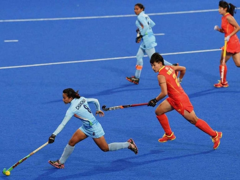 Indian women hockey Asian Games 1