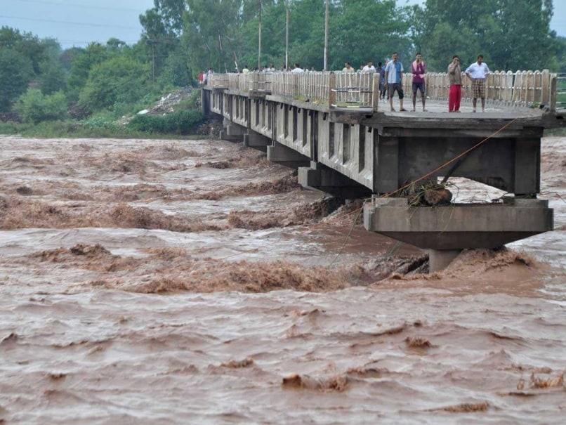 Jammy and Kashmir Floods
